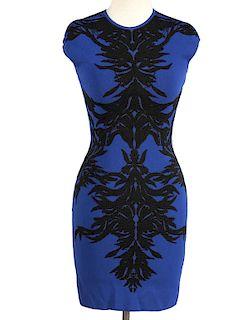 Alexander McQueen Bodycon Dress Nicki Minaj