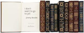Ediciones Firmadas por los Autores, Ambrose, Stephen E. / Lehrer, Jim / Boutros, Boutros-Ghali / Podhoretz, Norman... Piezas: 10.