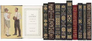 Novelas. Signed Collector's Edition. Norwalk, Connecticut: The Easton Press, 1996/ 1998/ 1999 / 2000 / 2001 / 2002/ 2004 / 2010. Pzs:10