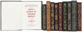 Obras Firmadas por los Autores. Norwalk, Connecticut: The Easton Press. Piezas: 10.