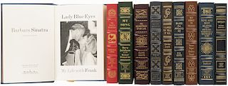 Obras sobre Música. Signed First Edition. Norwalk, Connecticut: The Easton Press, 1992 / 1996 / 1999 / 2009 / 2011 / 2013. Piezas: 10.
