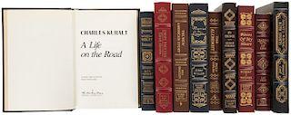 Primeras Ediciones Firmadas de Easton Press. Married to Laughter/ The New American Story/ Undue Process... Piezas: 10.