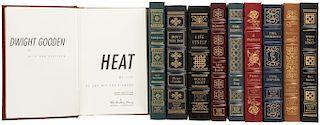 Primeras Ediciones Firmadas por Autor de Easton Press. A Miles Vorkosigan Adventure/ Life Itself/ And Furthermore... Piezas: 10.
