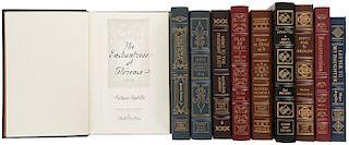 Primeras Ediciones Firmadas por Autor de Easton Press. The Enchantress of Florence/ Loyalty/ Letter to My Daughter... Piezas: 10.