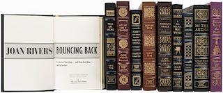 Primeras Ediciones Firmadas por los Autores. Norwalk, Connecticut: The Easton Press. Total de piezas: 10.