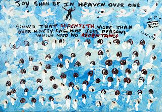 Outsider Art, Joy Shall  Be in Heaven, Mary Proctor