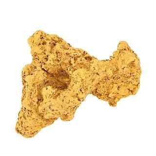 213.9gm Australian Gold Nugget