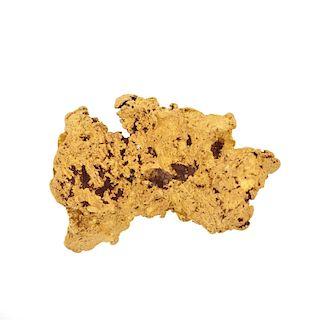 240.9gm Australian Gold Nugget