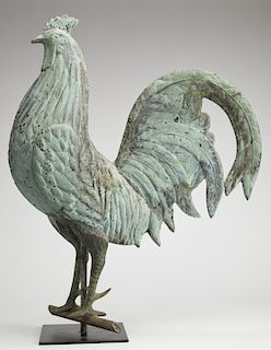 Fine Rooster Weathervane