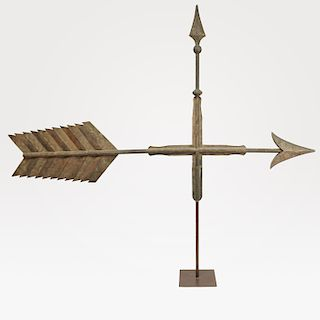 Monumental Arrow Weathervane