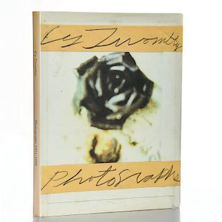 BOOK, CY TWOMBLY PHOTOGRAPHS 1951-1999
