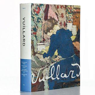 BOOK, EDOUARD VUILLARD