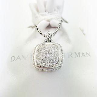 David Yurman Albion Diamond Pendant