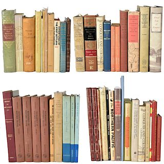 Grp: 47 Books on California NW Coast and Southern U.S. including FL
