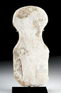 Anatolian Marble Idol - Troy Type, Abstract