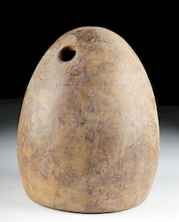 Impressive Bactrian Stone Aniconic Idol