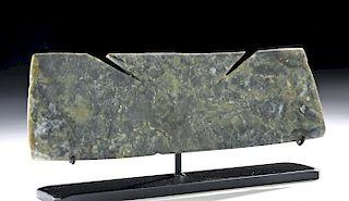 Tairona Stone Batwing Pectoral Found in Venezuela