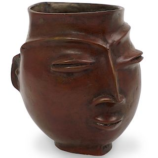 Constantin Brancusi (Romanian. 1876-1957) Bronze