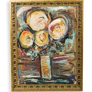 Nahum Tschacbasov (Russian/American, 1899-1984) Still Life