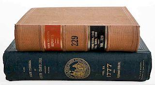 32 Volumes of North Carolina Records