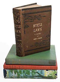20 Volumes Assorted North Carolina Literature