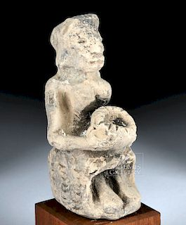 Mesopotamian Terracotta Figure - Mother Goddess