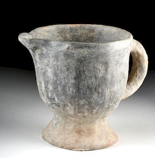 16th C. Guatemalan Post-Conquest Pottery Pitcher
