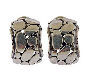 John Hardy Sterling Silver Kali Earrings