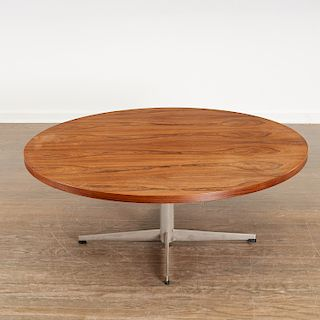 Arne Jacobsen (style), pedestal coffee table