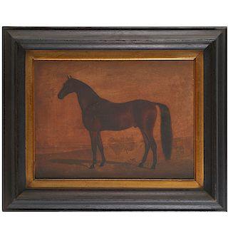J.F. Herring (manner), Equine portrait