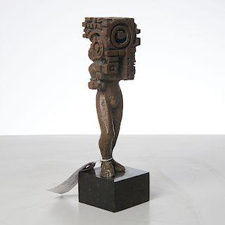 Ernest Bottomley, bronze sculpture