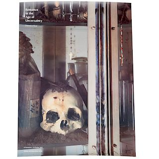 Damien Hirst, signed exhibition poster