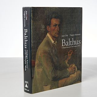 BOOKS: Balthus Complete Works Catalogue Raisonne