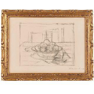 Alberto Giacometti, print