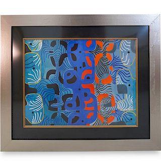 Paul Klee Style Painting