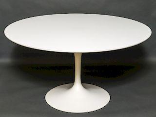 Eero Saarinen for Knoll Round Tulip Dining Table