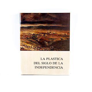 Ramírez, Fausto. La Plástica del siglo de la Independencia. México: Fondo Editorial de la Plástica Mexicana, 1985. fo. marquilla.
