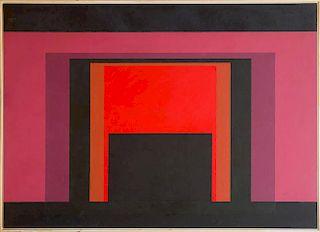 SEWELL SILLMAN (1924-1992): NORTH BORDER ENTRY