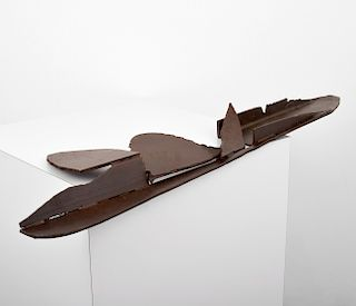 """Large Anthony Caro """"Table Piece"""" Sculpture"""
