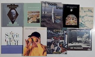 12 Books, etc. on Cleveland and Ohio art