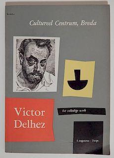Victor Delhez: Het Volledige Werk