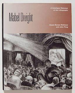 Robinson & Pirog - Mabel Dwight catalog raisonne