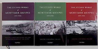 Morgan - The Etched Works of Mortimer Menpes