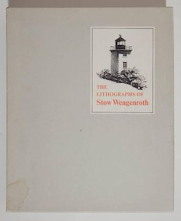 Stuckey - The Lithographs of Stow Wengenroth