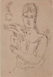 Pierre Bonnard etching