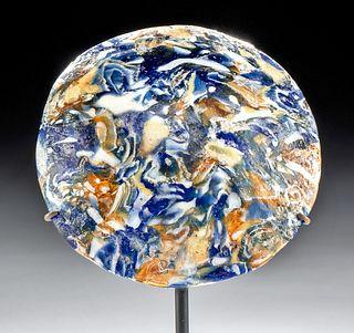 Rare & Important Roman Mosaic Glass Bowl
