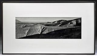 Framed, Signed M. Algaze Photograph, ca. 2000