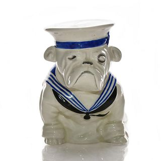 ROYAL DOULTON DOG FIGURE, MEDIUM BULLDOG 6193