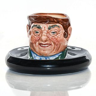 ROYAL DOULTON CHARACTER ASHTRAY, JOHN BARLEYCORN D5602