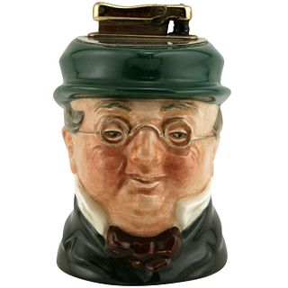 MR. PICKWICK D5839 - LIGHTER - ROYAL DOULTON